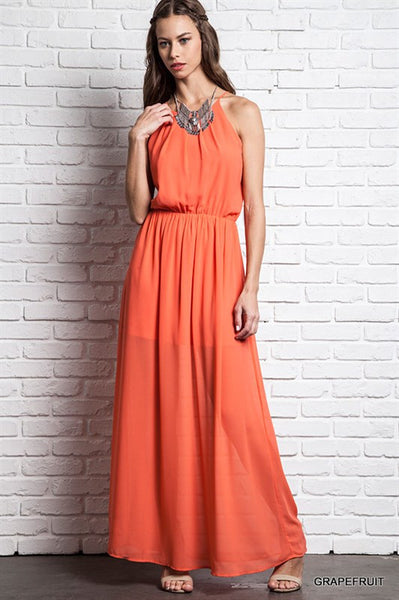 Sand and Sunsets Maxi