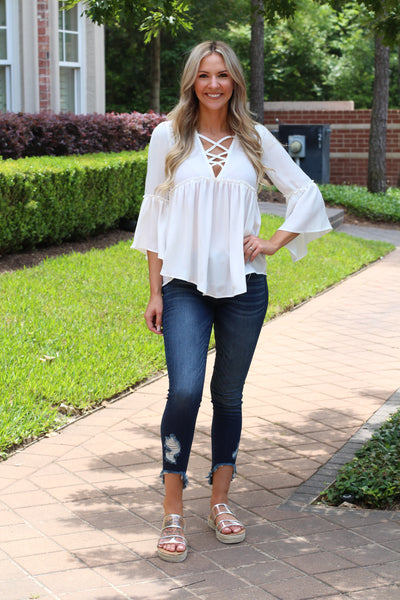 Bountiful Bell Sleeve Top