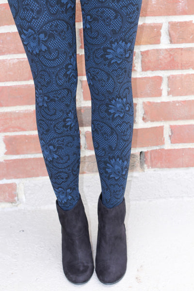 Demi Floral Leggings