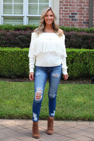 Uptown Girl Sweater