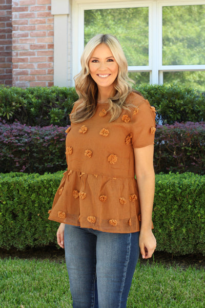 Rust Worthy Top
