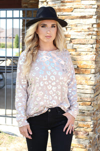 Florence Top - Taupe
