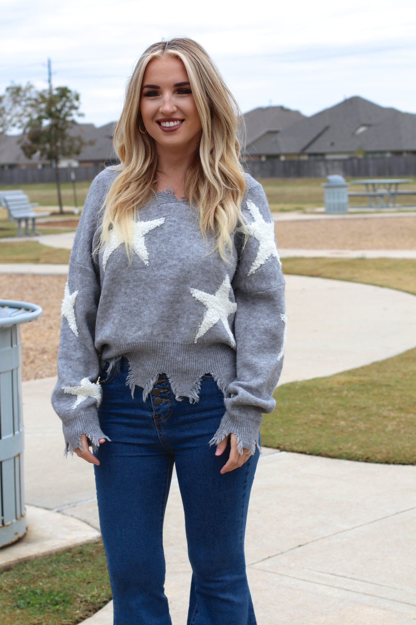 Fall Creek Sweater