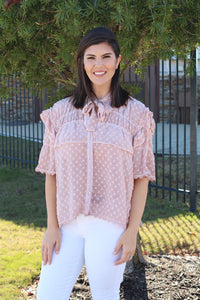 Crush & Blush Top