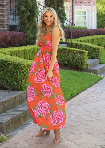 Mo'orea Moves Maxi Dress
