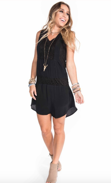 Teagan Boho Dress