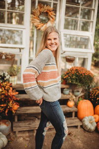Cherry Grove Sweater