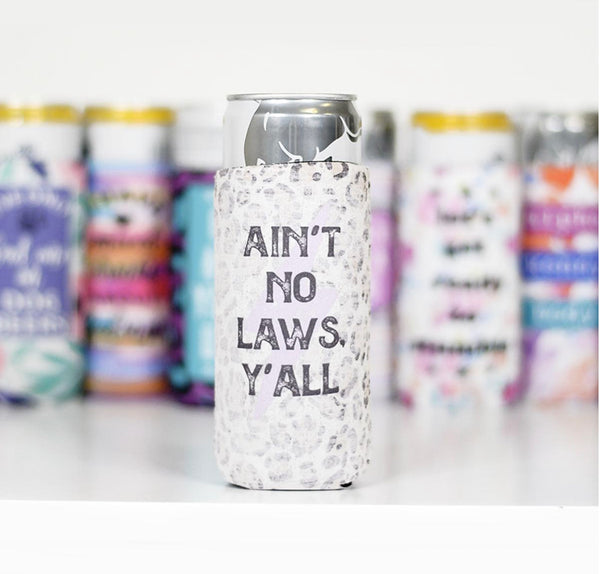 Slim Comical Koozie