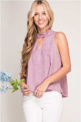 Lilac Lover Top