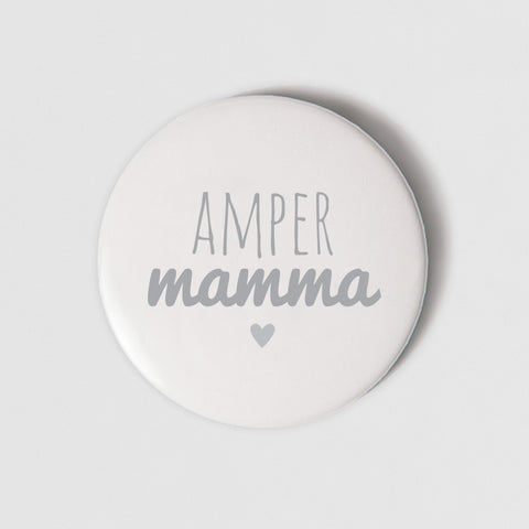 BADGE (PIN) - AMPER MAMMA