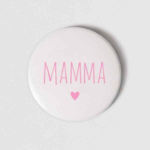BADGE (PIN) - MAMMA