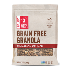 PROMO - Chocolate and Cinnamon Crunch Combo Grain Free Granola 4-Pack
