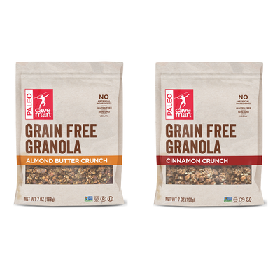 Trial Pack -  Grain Free Granola