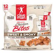 Sweet & Smoky Chicken Bites