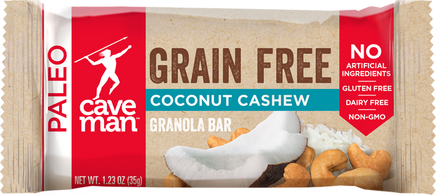 Coconut Cashew (12 Count)