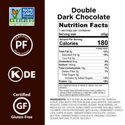 Double Dark Chocolate Protein Bars