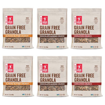 Grain Free Granola Crunch - 6ct