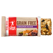 Cinnamon Raisin Grain Free Granola Bars