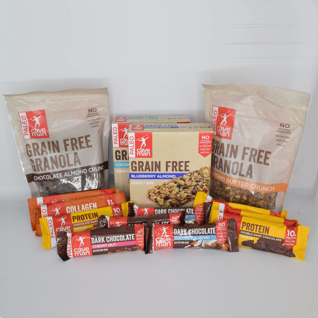Variety Pack - Gluten Free and Grain Free