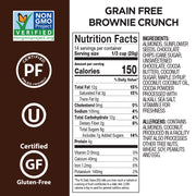 Grain Free Brownie Crunch 2-pack