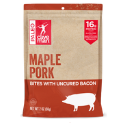 Our Maple Pork Bites are the perfect protein snack to share.