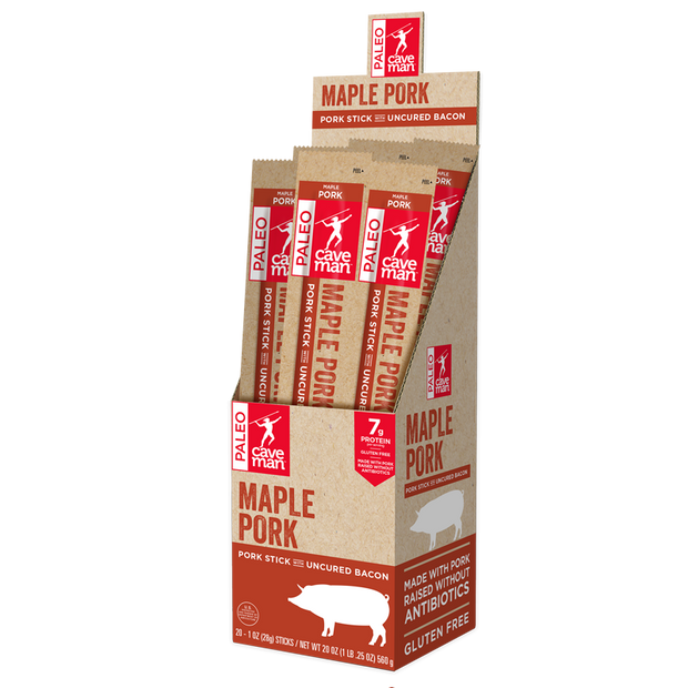 Maple Pork Meat Sticks
