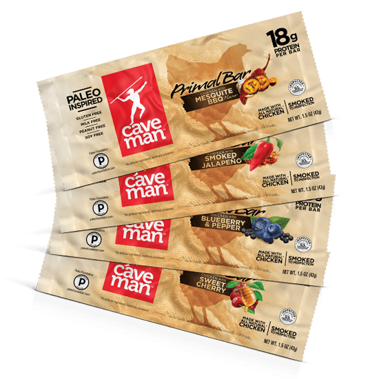 Primal Bar 12 Count Variety Pack
