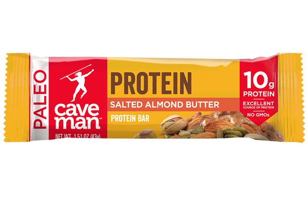 Salted Almond Butter Protein Bars