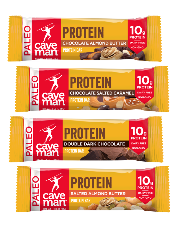 Trial Pack - Protein Bars