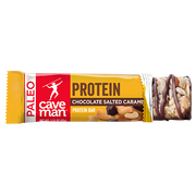 Chocolate Salted Caramel Protein Bars