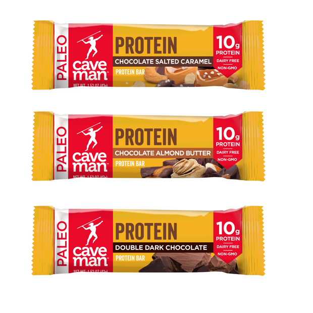 24ct Protein Bar Variety Pack