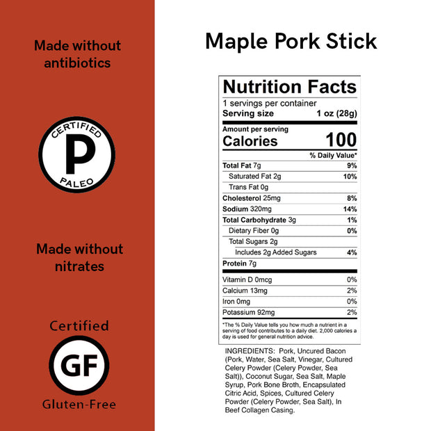 Variety Pack - Meat Sticks