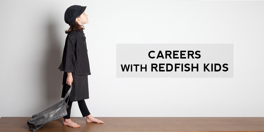 careers, redfish, kids, retail