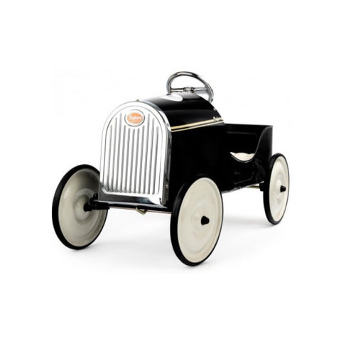 Legend Black Pedal Car