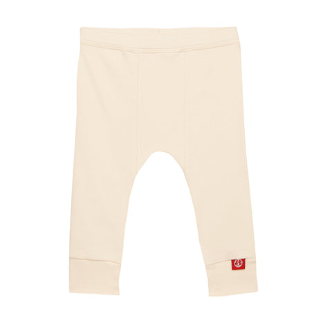 Baby Lang Leggings White Oak