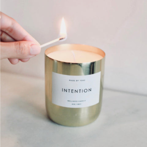 Intention Candle