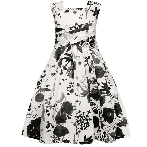 Dolce Dress Midnight Garden