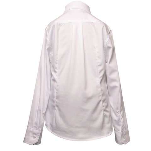 Oxford Dress Shirt White Moonlight