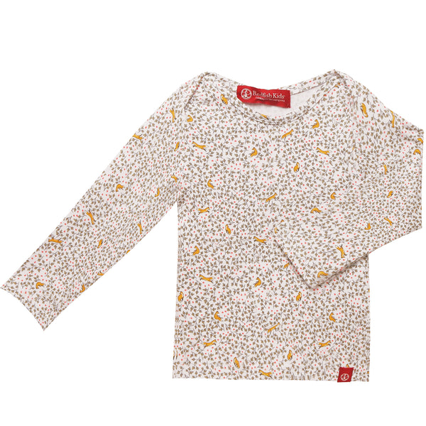 Baby Lap Tee SS19 Fox and Ivy