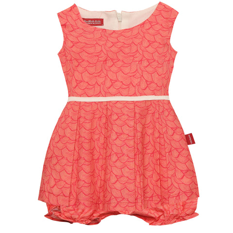 Baby Millie Dress Set Aja with Matching Aja Bloomers