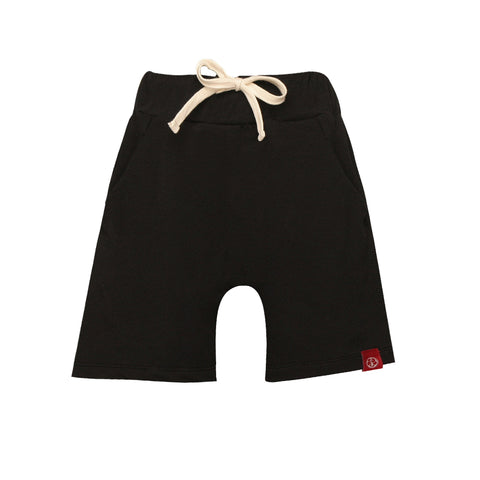 Kuzi Short Black Terry