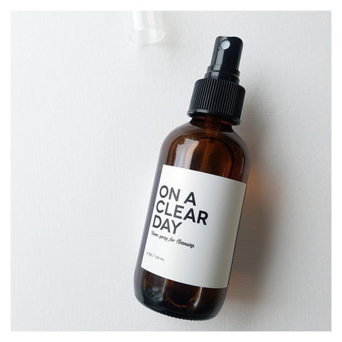 ⟁ On A Clear Day Room Spray 4oz