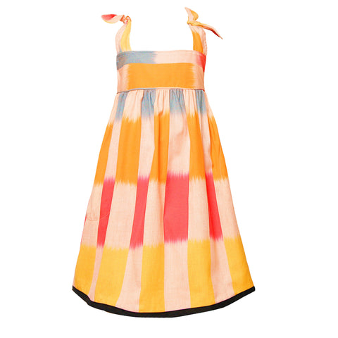 Butterfly Swing Dress SS19 Ocean Sunset