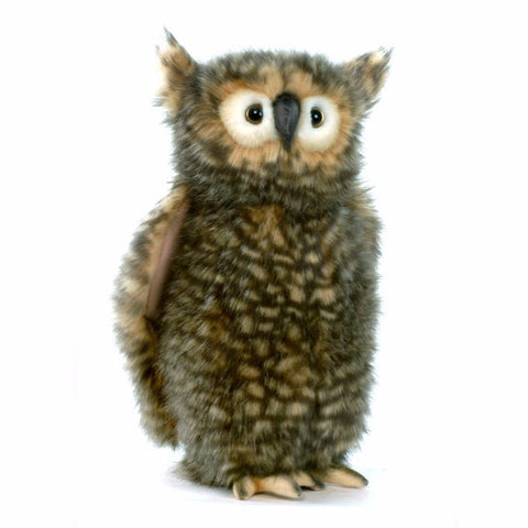 Redfish Kids Owl Brown Adult