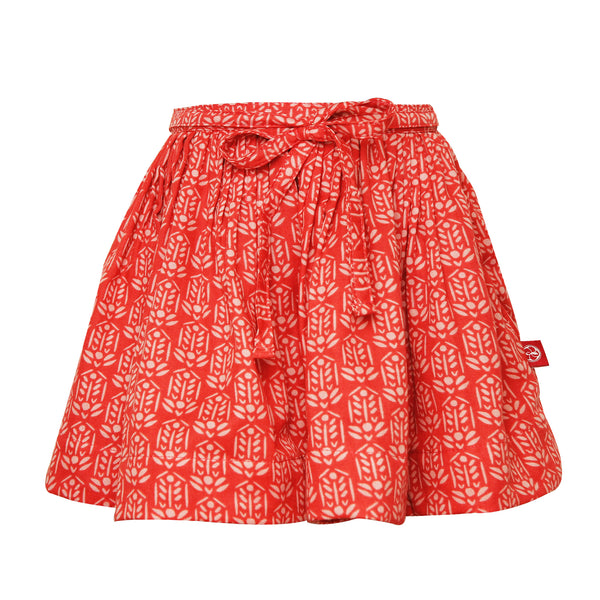 Kelly Skirt SS19 Tiki Rose