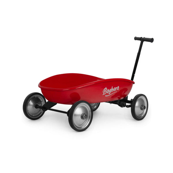 My Great Red Wagon