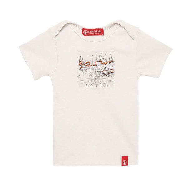 Baby Lap Tee Atlas Patch