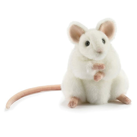 German White Mouse
