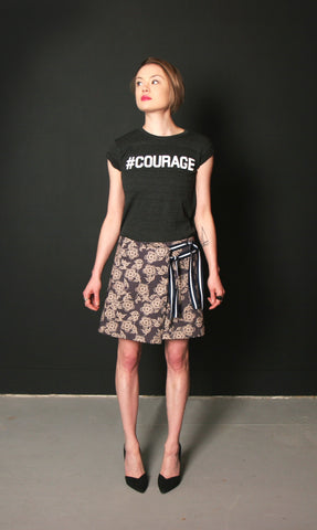 Good Fortune Skirt Marni Flower