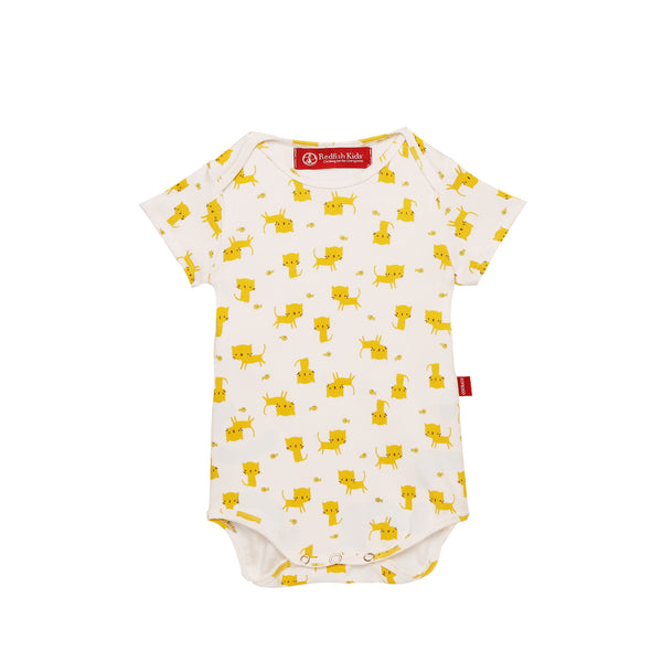 Baby Lapneck Onesie Little Lion
